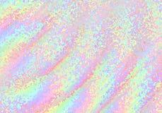 Priorità bassa nei colori del Rainbow Fotografie Stock Libere da Diritti