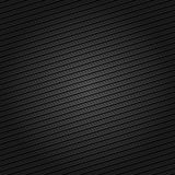 Priorità bassa nera del velluto a coste, linee punteggiate Fotografia Stock