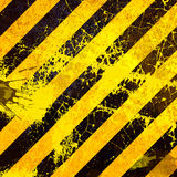 Priorità bassa nera e gialla Fotografie Stock Libere da Diritti