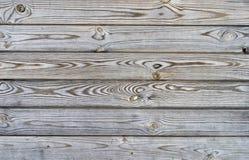 Priorità bassa non colorata delle schede di legno Fotografia Stock Libera da Diritti