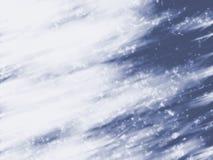 Priorità bassa nuvolosa astratta Fotografia Stock Libera da Diritti