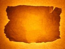 Priorità bassa pagina (colore marrone dorato) Fotografia Stock