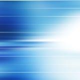Priorità bassa pulita blu astratta con copyspace Fotografie Stock Libere da Diritti