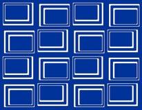 Priorità bassa quadrata Immagine Stock Libera da Diritti