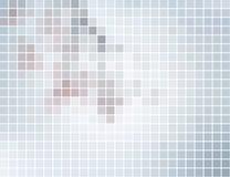 Priorità bassa quadrata astratta del mosaico Fotografie Stock Libere da Diritti