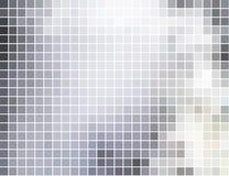 Priorità bassa quadrata astratta del mosaico Immagini Stock