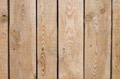 Priorità bassa - rete fissa di legno Immagine Stock