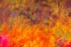 Priorità bassa rossa, arancione, gialla, marrone Immagine Stock Libera da Diritti