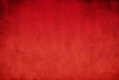 Priorità bassa rossa del grunge Fotografia Stock Libera da Diritti