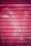 Priorità bassa rossa del portello (2 di 2) Fotografie Stock Libere da Diritti