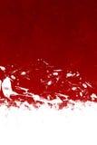 Priorità bassa rossa dell'estratto di colora di vettore Immagini Stock