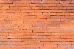 Priorità bassa rossa di struttura del muro di mattoni Fotografie Stock Libere da Diritti