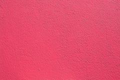 Priorità bassa rossa di struttura della parete Fotografia Stock