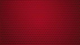 Priorità bassa rossa di vettore di griglia Immagine Stock