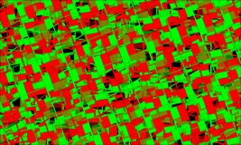 Priorità bassa rossa e verde immagine stock libera da diritti
