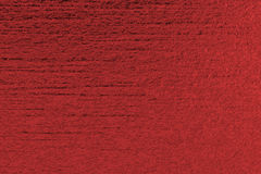 Priorità bassa rossa metallica Fotografie Stock