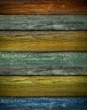 Priorità bassa rustica del granaio-legno Immagine Stock Libera da Diritti