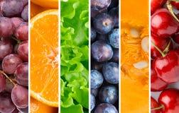 Priorità bassa sana dell'alimento fotografia stock libera da diritti