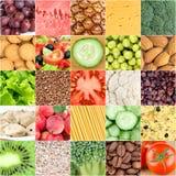 Priorità bassa sana dell'alimento Immagini Stock