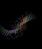 Priorità bassa scorrente delle mattonelle di mosaico Fotografie Stock