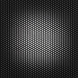 Priorità bassa scura di gomma quadrata Fotografia Stock Libera da Diritti
