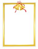 Priorità bassa segnalatori acustici dorati/dell'oro royalty illustrazione gratis
