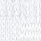 Priorità bassa senza giunte lavorata a maglia illustrazione vettoriale