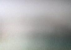 Priorità bassa spazzolata di struttura del metallo Immagine Stock Libera da Diritti
