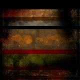 Priorità bassa a strisce del grunge Fotografie Stock Libere da Diritti