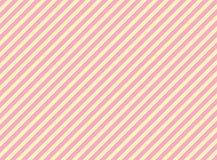 Priorità bassa a strisce del tessuto del campione diagonale di vettore Fotografia Stock Libera da Diritti