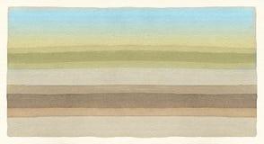 Priorità bassa a strisce dell'acquerello royalty illustrazione gratis