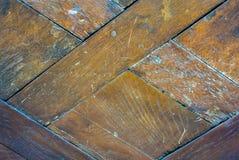 Priorità bassa, struttura di legno del granulo, particolare Fotografia Stock
