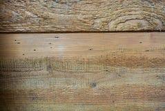 Priorità bassa, struttura di legno del granulo, particolare Fotografie Stock