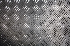 Priorità bassa strutturata del metallo Fotografia Stock