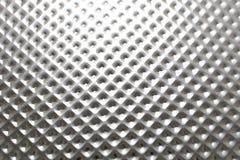 Priorità bassa strutturata dell'alluminio astratto Immagine Stock