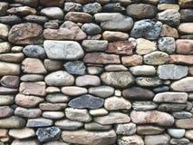Priorità bassa strutturata della parete di pietra dell'ardesia fotografia stock libera da diritti