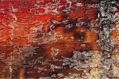 Priorità bassa strutturata di legno Grungy Fotografie Stock