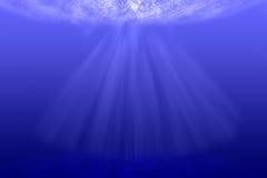 Priorità bassa subacquea. Immagine Stock Libera da Diritti