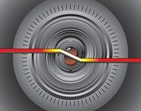 Priorità bassa tecnologica Fotografie Stock Libere da Diritti