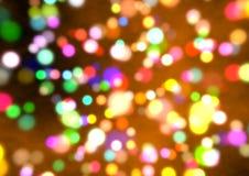 Priorità bassa variopinta degli indicatori luminosi royalty illustrazione gratis