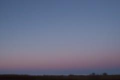 Priorità bassa variopinta del cielo Fotografia Stock Libera da Diritti