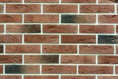Priorità bassa variopinta del muro di mattoni Immagini Stock Libere da Diritti