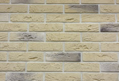 Priorità bassa variopinta del muro di mattoni Immagine Stock Libera da Diritti