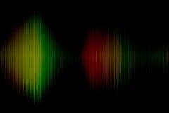 Priorità bassa variopinta di spettro Fotografie Stock