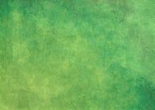 Priorità bassa verde Immagine Stock