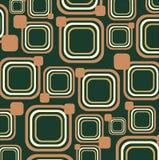 Priorità bassa verde alla moda. Immagini Stock