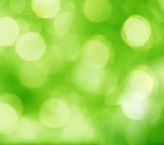 Priorità bassa verde astratta Immagini Stock Libere da Diritti