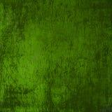 Priorità bassa verde di Grunge illustrazione vettoriale