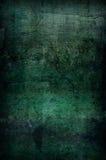 Priorità bassa verde scuro del grunge Immagine Stock