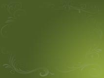 Priorità bassa verde terrosa di Grunge Royalty Illustrazione gratis